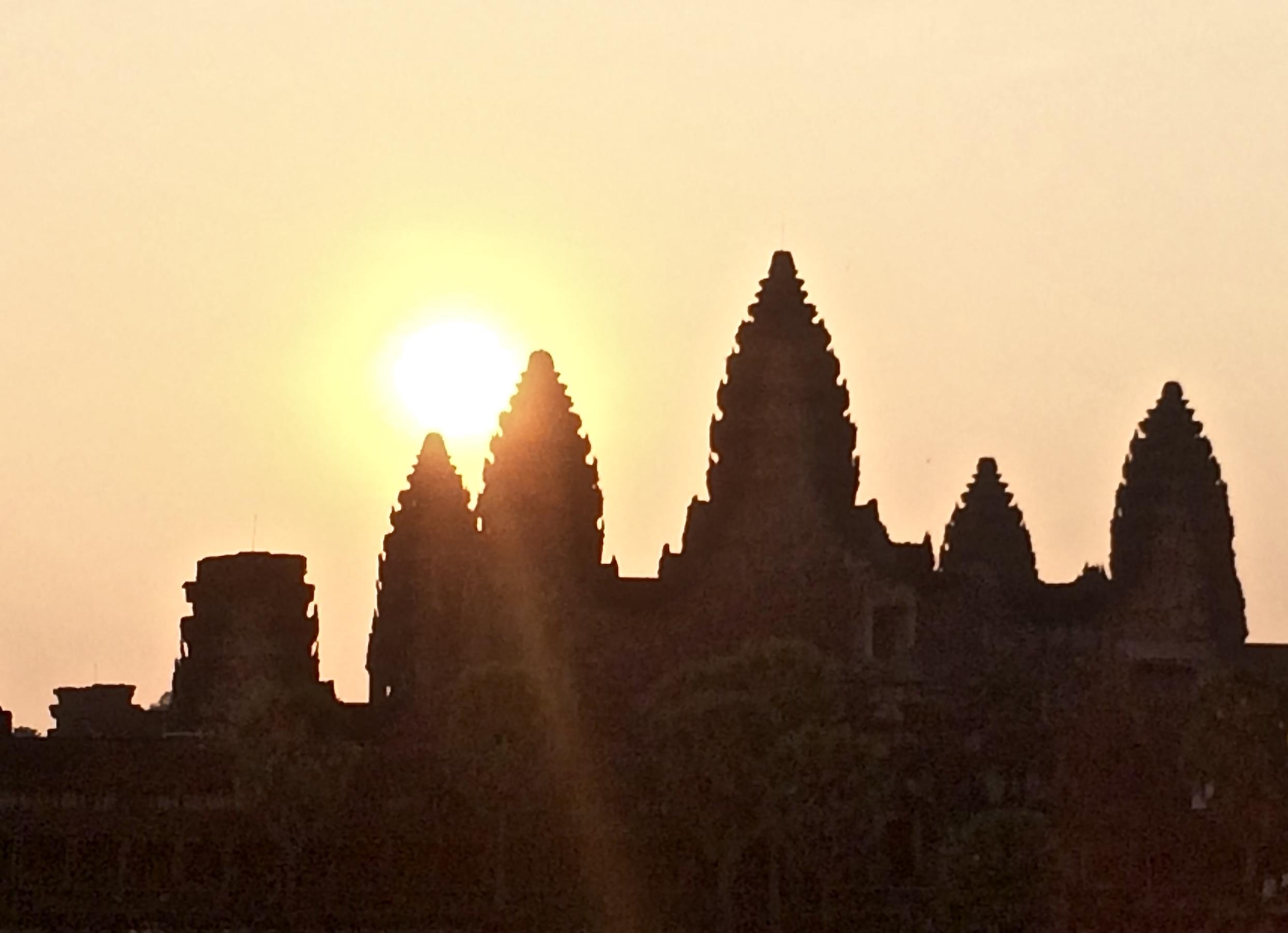 Angkor Vat_sunrise